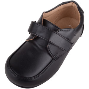 Children's Smart Casual Slip On Shoes with Easy Ripper Fastening