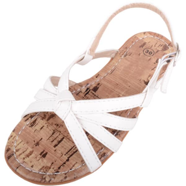 Girl's Slip On Summer Strappy Sandals / Shoes