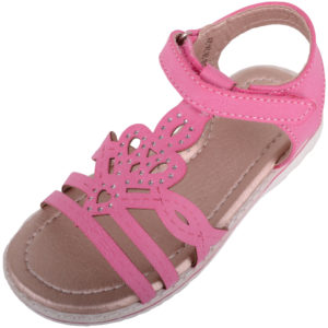 Girl's Summer Sandals / Shoes with Ripper Fastening