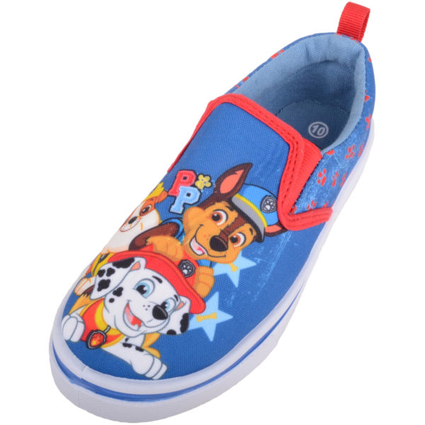 Children's Canvas Paw Patrol Summer Trainers / Shoes