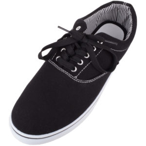Men's Casual Lace Up Trainers / Shoes with Stitch Detail