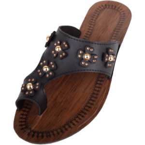 Ladies Slip On Summer Beach Sandals / Shoes