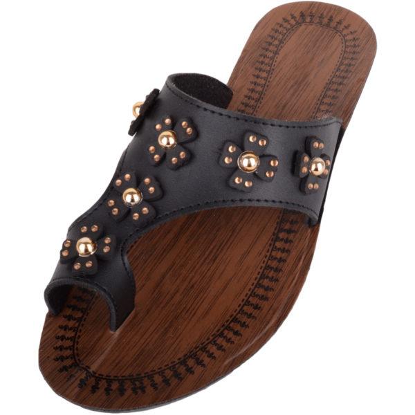 Ladies Slip On Summer Beach Sandals / Shoes