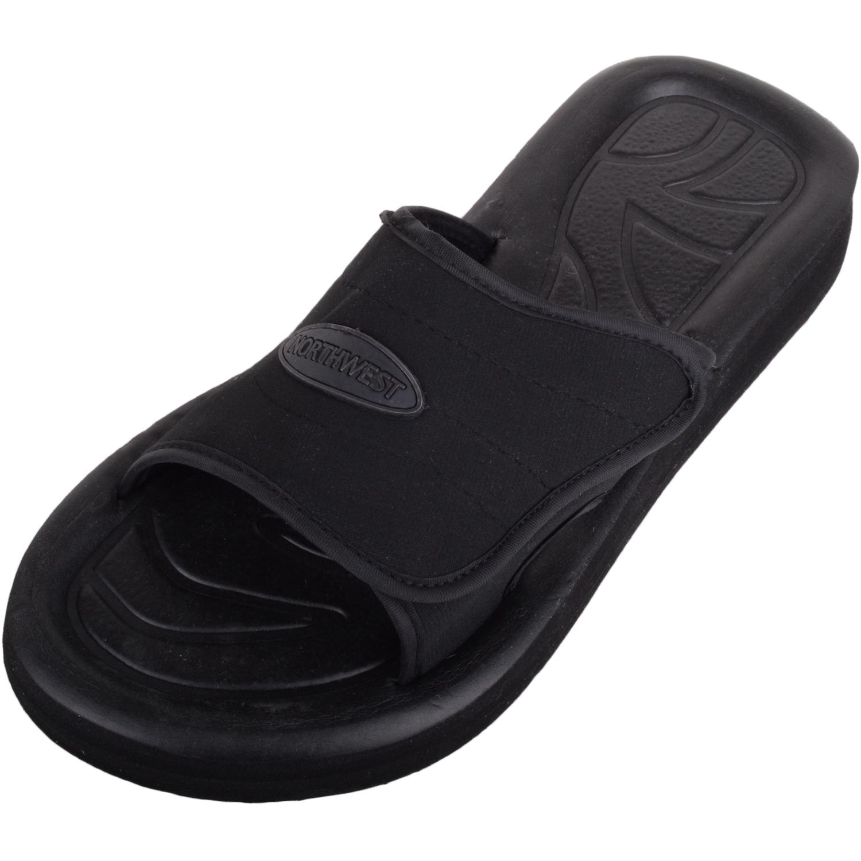 Men S Slip On Shower Sandals Flip Flops