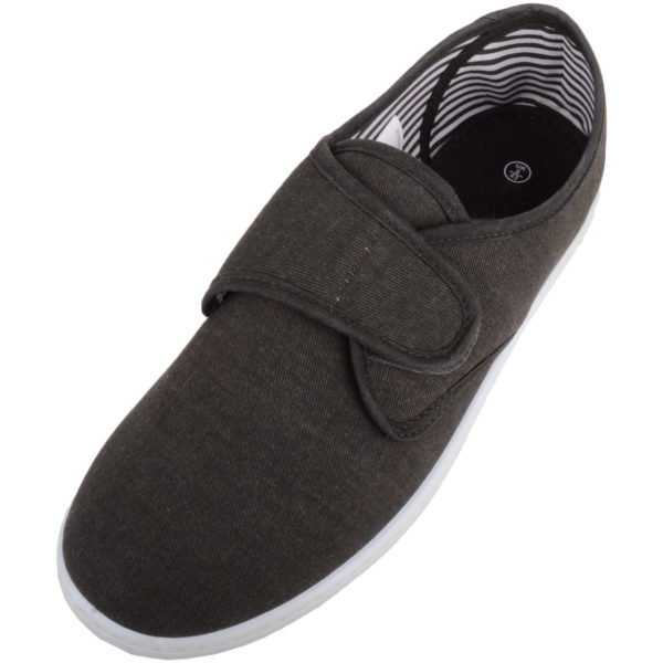 Men's Canvas Casual Summer Trainer / Shoes
