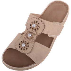 Ladies Slip On Mule Style Summer Sandals / Shoes