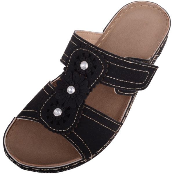 Ladies Slip On Mule Style Summer Sandals / Shoes