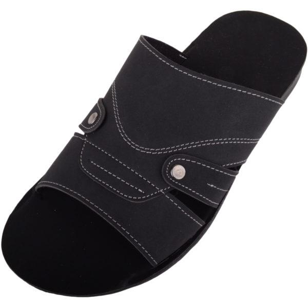 Men's Light Weight Summer Slip On Mule Sandals / Sliders