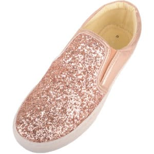 Ladies Casual Glitter Summer Trainers / Shoes