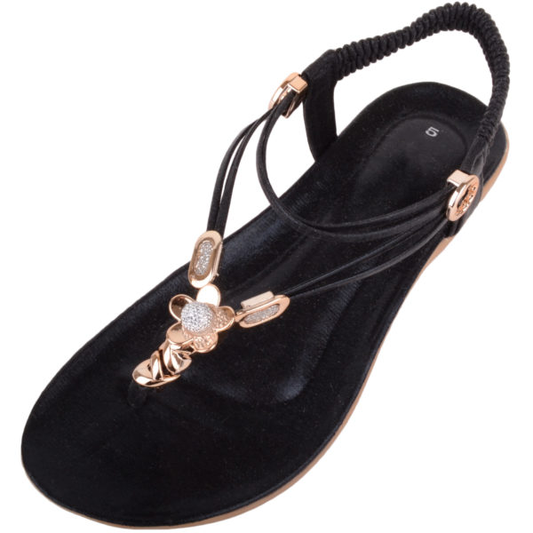 Ladies Summer Gladiator Style Sandals / Flip Flops