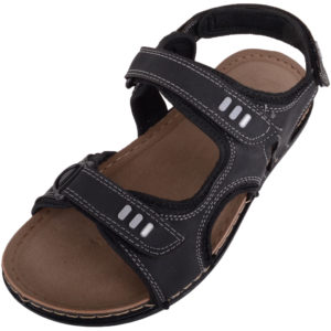 Men's Summer Sandals with Ripper Fastening