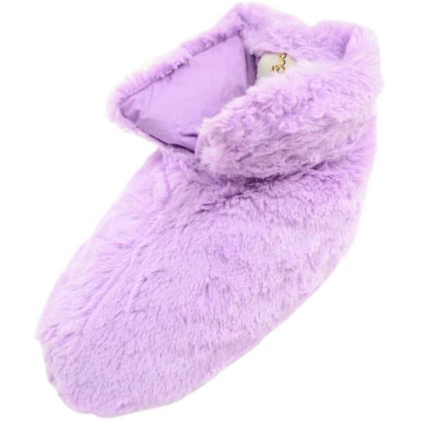 Women's Duvet Ducks Slippers / Booties with Quilted Inners