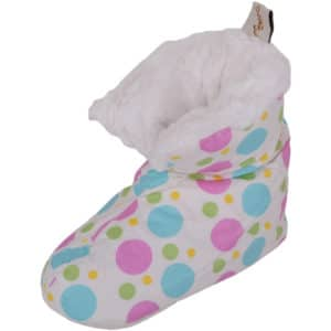 Women's Slip On Slippers / Bootees Duvet Style
