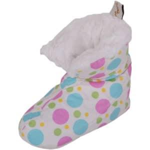 Women's Slip On Slippers / Bootees Duvet Style