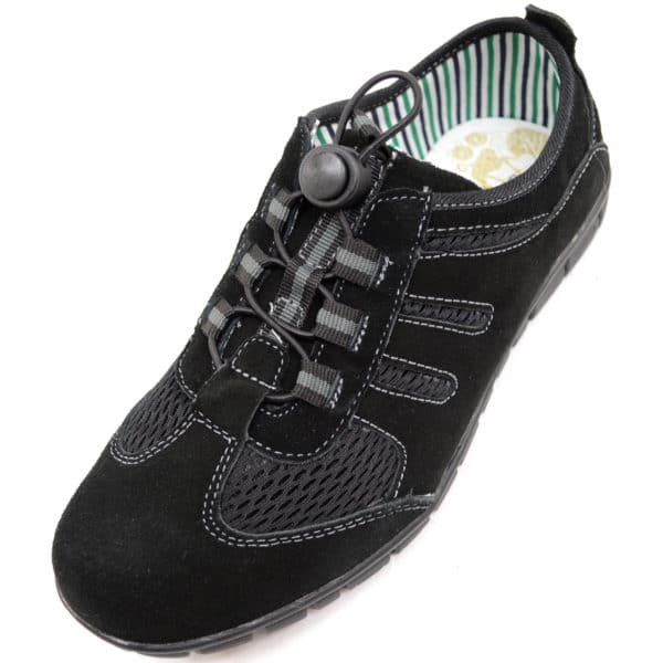 Women's Real Leather Suede Trainer Style Outdoor / Walking Shoes