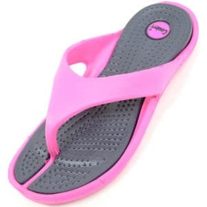 Women's Light Weight Rubber Summer Flip Flops / Sandals