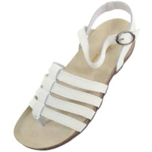 Womens Leather Summer / Holiday / Beach Strapped Sandals / Shoes