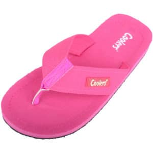 Women's Summer / Beach Canvas Sandals / Flip Flops