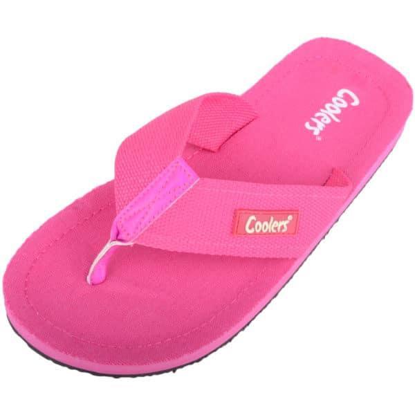 Women's Summer / Beach Canvas Sandals / Flip Flops
