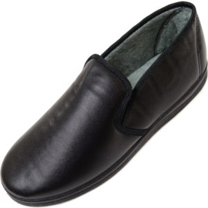 Men's Dr Lightfoot Slippers with Memory Foam Insole